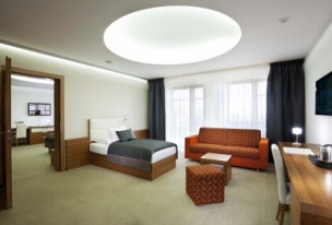 Hotel Vitality rooms- luxury, comfort, style